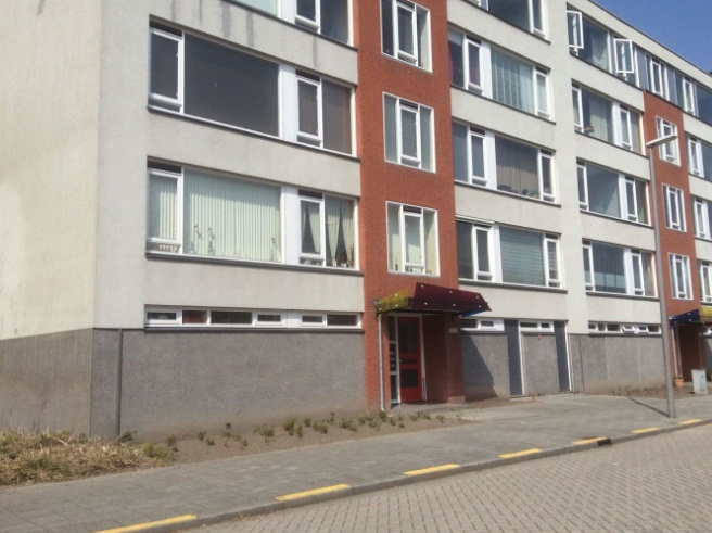 3 kamer appartement kiplingstraat te rotterdam