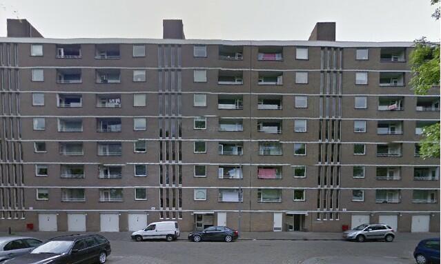 3 kamer appartement adriaan dortsmanstraat te rotterdam